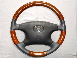 Руль. Toyota: Windom, Allion, Allex, Aurion, Aristo, Verossa, Ipsum, iQ, Avensis, Estima Hybrid, Corolla, Altezza, Estima, Opa, Avensis Verso, Vista...