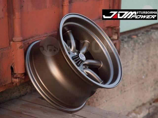 "SSR Watanabe RS-8. 9.0x15"", 4x100.00, 4x114.30, ET-13, ЦО 73,1мм. Под заказ"
