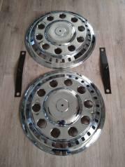 """Колпаки задних колес R22,5 декоративные. Хром. Диаметр 22.5"""""""", 1шт"""
