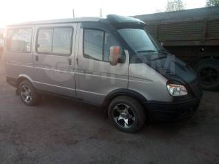 ГАЗ 2217 Баргузин. Продается микроавтобус Соболь, 2 400куб. см., 7 мест