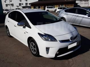 Аренда авто / Авто под выкуп Toyota Prius 2013 г. Без пробега по РФ. Без водителя