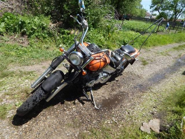 Yamaha XVS 400. 400куб. см., исправен, птс, с пробегом