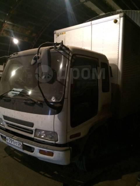 Isuzu Forward. Продается грузовик Исудзу Форвард, 7 790куб. см., 5 000кг., 6x2