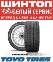 Toyo Proxes T1 Sport. Летние, 2017 год, без износа, 4 шт