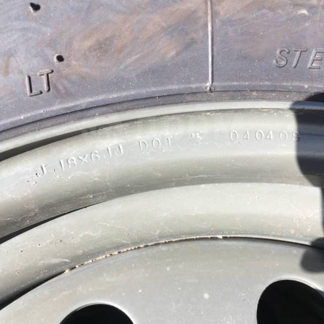 """Колёса Yokohama Super Digger 817 LT, 215/85R18. 6.0x18"""" 6x139.70 ЦО 110,0мм."""