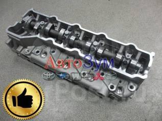 Головка блока цилиндров. Mitsubishi: 1/2T Truck, L200, Pajero, Delica, Nativa, Montero Sport, Montero, Challenger, Pajero Sport Двигатель 4M40