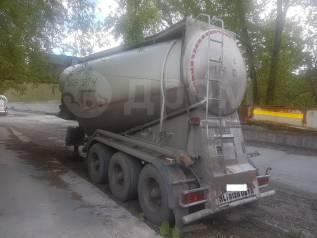 Ali Riza Usta. Цементовозная бочка АлиРиза, 2011г. Турция, 30 тонн, 35 000кг.