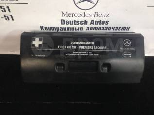 Аптечки. Mercedes-Benz S-Class, V220, W220 Двигатели: M112E28, M112E32, M112E37, M113E43, M113E50, M113E55, M137E58, M137E63, M275E55, M275E60, OM613L...