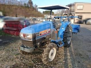 Iseki. Продам Трактор с фрезой TG27F, 27 л.с.