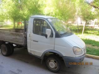 ГАЗ 3302. Продам бортовую газель, 2 400куб. см., 1 500кг.