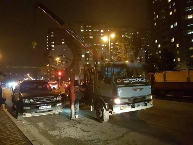 Услуги эвакуатора, грузовик с манипулятором, такси