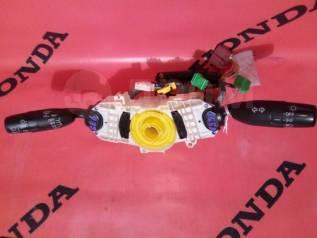 Блок подрулевых переключателей. Honda: Stream, Civic Hybrid, City, Civic, Insight, Fit, Freed Двигатели: R18A, L15A7, K20A, LDA, R16A1, R16A2, R18A1...