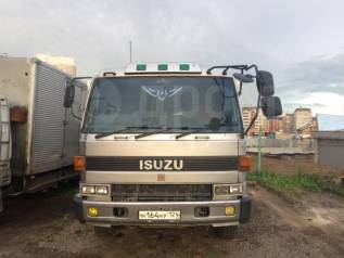 Isuzu Forward. Исудзу гига, 16 700 куб. см., 5,00 куб. м.