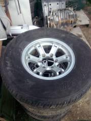 """Комплект колёс. 7.0x15"""" 6x139.70 ET5 ЦО 110,0мм."""