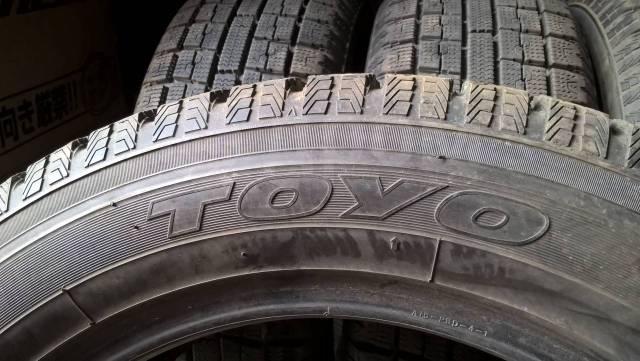 Toyo Garit G5. Всесезонные, 2009 год, 5%, 4 шт