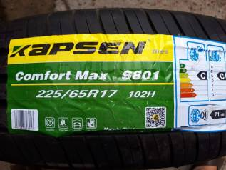 Kapsen Practical Max H/T RS21. Летние, 2018 год, без износа, 1 шт