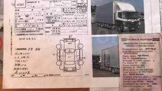 Hino Ranger. Продается грузовик , 8 000куб. см., 8 000кг.
