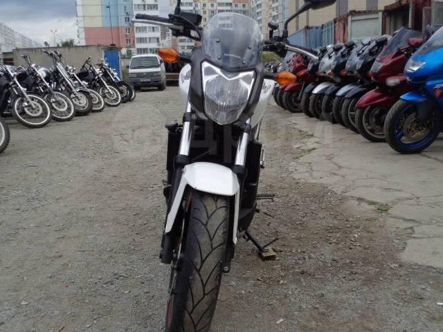 Honda NC 700S. 700куб. см., исправен, птс, без пробега