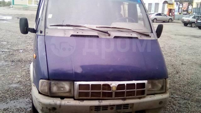 ГАЗ 2217 Баргузин. Продам баргузин, 2 400куб. см., 9 мест
