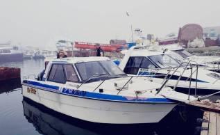 Аренда катера, морские экскурсии. 5 человек, 50км/ч