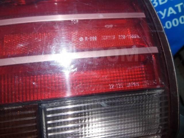 Стоп-сигнал. Toyota Camry, ACV30, ACV30L, ACV31, ACV35, ACV36, CV30, MCV30, MCV30L, MCV31, MCV36, SV30, SV32, SV33, SV35, VZV30, VZV31, VZV32, VZV33 Д...