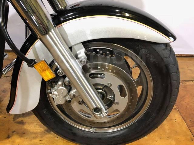 Kawasaki VN Vulcan 1600. 1 600куб. см., исправен, птс, без пробега