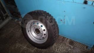 "Продам комплект колёс на Ниву, грязевая резина. 6.0x15"" ET40"