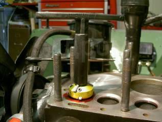 Ремонт головок блока цилиндров (гбц): притирка клапанов, седел и т. д.