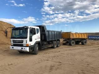 Daewoo Novus. Продается грузовик- К6 (длинная), 10 964куб. см., 25 000кг.