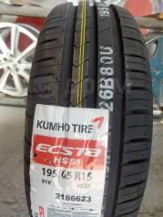 Kumho Ecsta HS51. Летние, 2018 год, без износа, 4 шт