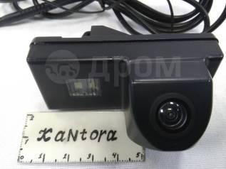 Камера заднего вида. Toyota Land Cruiser Prado Двигатель 13BT