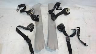 Ремень безопасности. Peugeot 206, 2A/C, 2B, 2D, 2E/K Двигатели: DV4TD, DW10TD, EW10J4, TU1JP, TU3A, TU3JP, TU5JP4