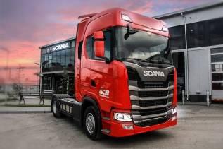 Встречайте новое поколение Scania