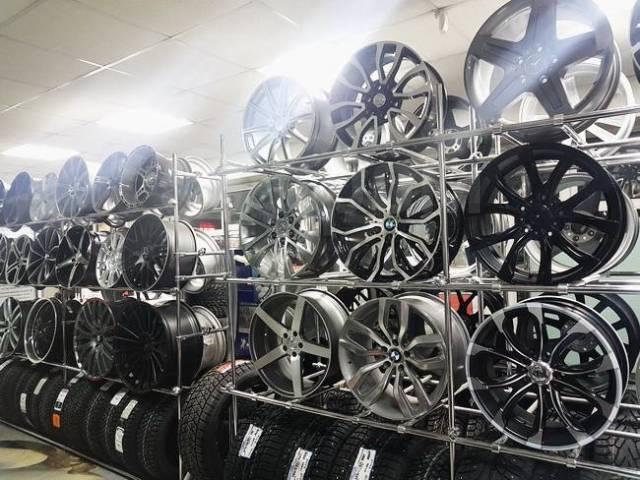 Большой выбор дисков для Mercedes, AUDI, BMW, Porsche на Санционной 37.