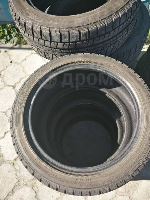 Dunlop DSX. Зимние, без шипов, 2008 год, 10%, 4 шт. Под заказ