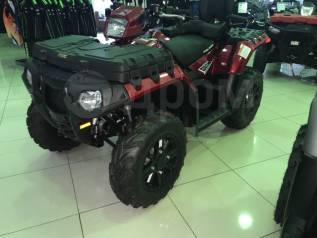 Polaris Sportsman Touring 850 SP. исправен, есть птс, без пробега