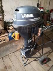 Yamaha. 9,90л.с., 4-тактный, бензиновый, 2007 год год