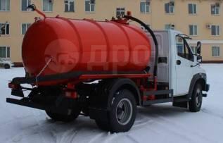 ГАЗ ГАЗон Next C41R13. Вакуумная машина ГАЗ NEXT (ассенизатор)