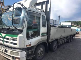 Isuzu Giga. Продаётся грузовик Isuzu GIGA, 20 000куб. см., 13 750кг.