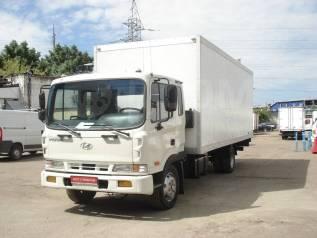 Hyundai HD120. (хендэ, хундай) 15паллет изотер (0016), 6 600куб. см., 7 000кг.