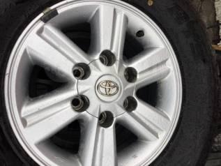 """Toyota. x15"""", 6x139.70"""