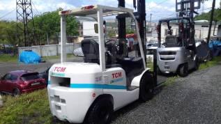 TCM. 1606004 Вилочный погрузчик FD25T4, 2 500кг., Дизельный