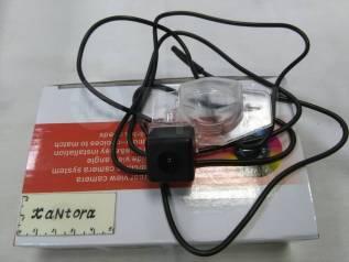 Камера заднего вида. Honda Fit, GD1, GD2, GD3, GD4, GE, GE6, GE7, GE8, GE9 Двигатели: L13A, L15A