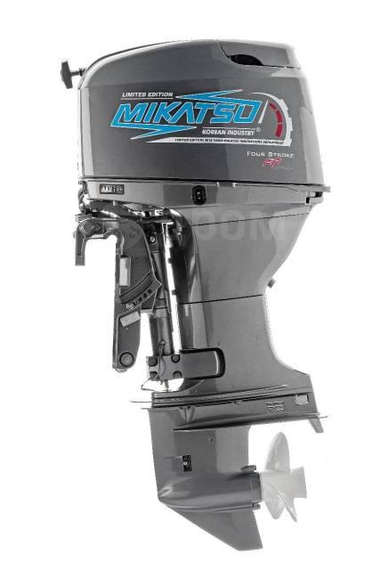 Mikatsu. 40,00л.с., 4-тактный, бензиновый, нога S (381 мм), 2018 год год