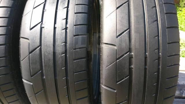 Bridgestone Potenza RE070. Летние, 2013 год, 10%, 4 шт