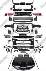 Кузовной комплект. Lexus LX570, URJ201, URJ201W Двигатель 3URFE