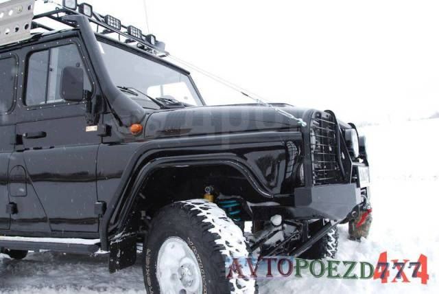 Шноркель. УАЗ 469. Под заказ