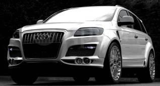 Обвес кузова аэродинамический. Audi Q7, 4LB. Под заказ