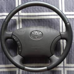 Руль. Toyota: Avalon, Aristo, Celsior, Camry Gracia, Avensis, Hilux Surf, Camry, Hiace, Land Cruiser Prado, Brevis, Alphard, Avensis Verso, Chaser, Co...
