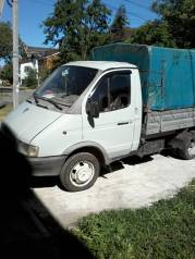 ГАЗ 3302. Продается газель бортовоя 3302 двигатель 406, 2 500куб. см., 1 500кг.